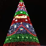 Coca-Cola Christmas Tree in the Capital, San Jose